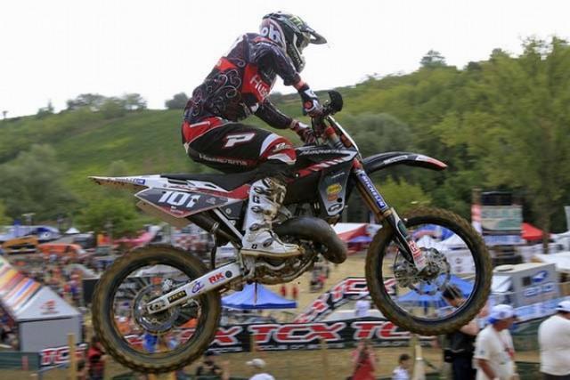 Factory Husqvarna MX2 Antoine Meo 2009 02