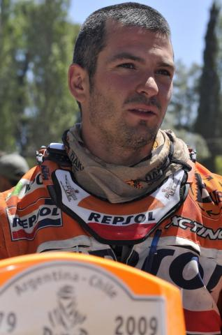 KTM Rally Jordi Viladoms 2009 04